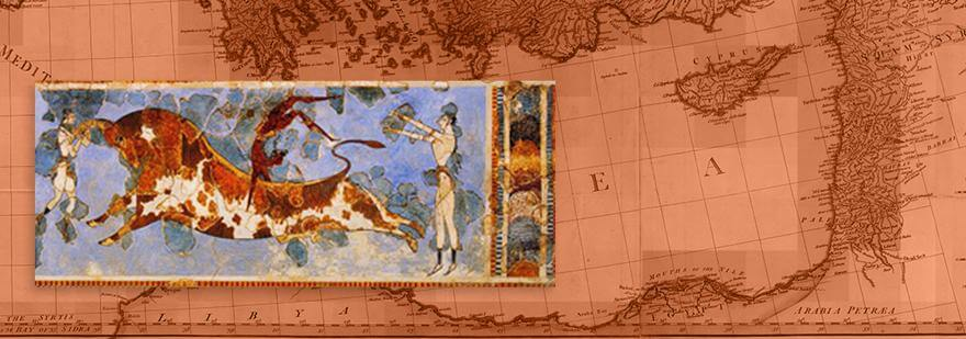 Ritual performance in Minoan Crete
